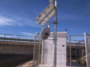 Instalación y orientación de antena parabólica Vsat en Murcia