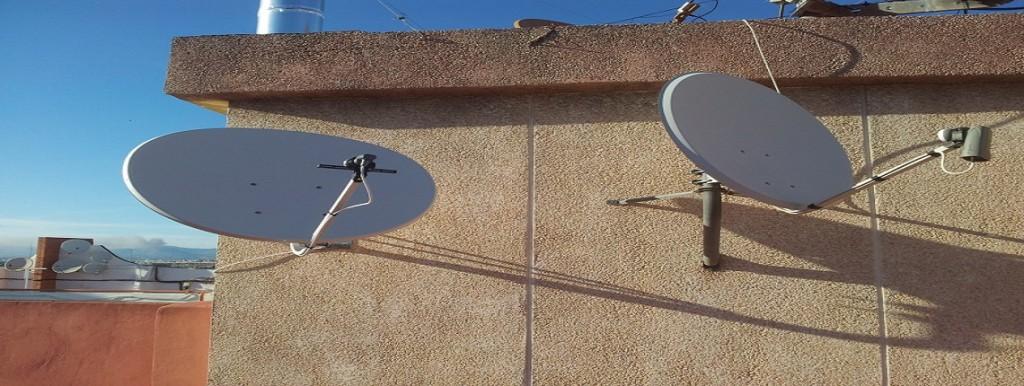 Instalaciones y reparaciones. Antenistas en Valencia, autorizados y cualificados.